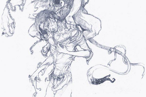 boceto-El-Prisionero